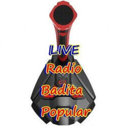 Radio Badita Popular logo